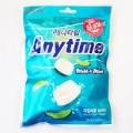 Caramelos Anytime - Menta y leche