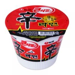Ramyun Shin cup XXL
