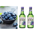 Licor de Soju BLUEBERRY 330ml