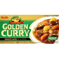 Curry S&B Golden 220g Medio Picante
