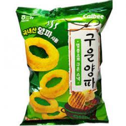 Aros de Cebolla braseada - GooUn YangPa
