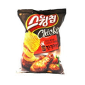 Snacks Swing Chips con Salsa soja y pollo